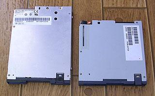 D353G と D353F3 の比較