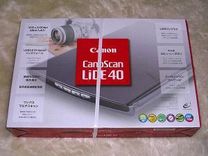 CanoScan LiDE40