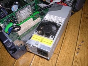 GX150 電源ファン